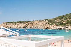 The top of the King Size Beds. Maya Beach Club Ibiza in Cala Vadella