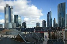 Four Fun and Cheap Things to Do During a Long Layover in Frankfurt, Germany - this would have come in handy last year... for next time!