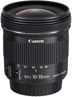 Canon super wide-angle zoom lens IS STM APS-C corresponding Canon Eos, Canon Ef Lenses, Canon Rebel Camera, 7d Camera, Bokeh, Angles, Canon 100d, Filter, Standard Zoom Lens