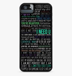 BTS Song Lyrics i... is now available on #casesity here http://www.casesity.com/products/bts-song-lyrics-iphone-case?utm_campaign=social_autopilot&utm_source=pin&utm_medium=pin