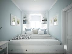 10 Contemporary Wardrobe Designs That Will Make Your Home Stylish Bedroom Hacks, Home Decor Bedroom, Wardrobe Furniture, Small Master Bedroom, Couple Bedroom, Wardrobe Design, Tiny Spaces, Small Living Rooms, Decoration