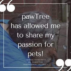"""""""pawTree has allowed me to share my passion for pets!"""" Leave a comment below or send me a message to learn more! https://multibra.in/9cc7q"""
