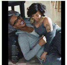 TI and Tiny: Modern Day Bonnie&Clyde #luvthem #lovehimmore;) #greatfamily