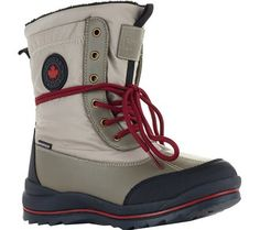 Cougar Womens Chambly Snow BootOatmeal Visage NylonUS 11 M -- Want to know more, click on the image.