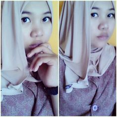 Look at Me with Hijab