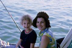 Mom & Me circa 1970