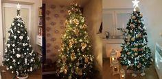 Nechte se inspirovat našimi zákaznicemi. Takto vypadají nejkrásnější vyzdobené umělé vánoční stromky. Christmas Tree, Holiday Decor, Home Decor, Xmas, Teal Christmas Tree, Decoration Home, Room Decor, Xmas Trees, Christmas Trees