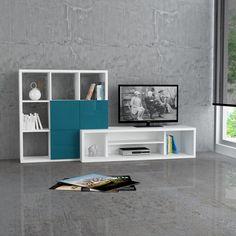 Debi 84″ TV Stand - Wondrous Furniture  - 7