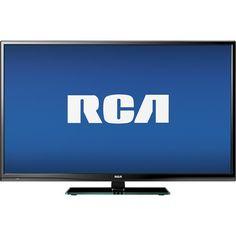 "RCA - 40"" Class (40"" Diag.) - LED - 1080p - 60Hz - HDTV - Larger Front"