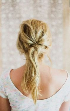 Pinspiration: 6x paardenstaarten met een twist - Beauty - Haar - Style Today