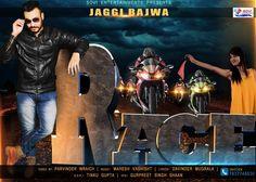 Shooting of song RACE singer Jaggi Bajwa, Director Parvinder Wraich, lab...