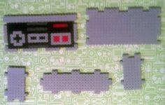 Collapsible Nintendo Controller Coaster Set Box by iamadecoy, $7.00