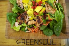 Menus for Green Soul - Philadelphia - SinglePlatform