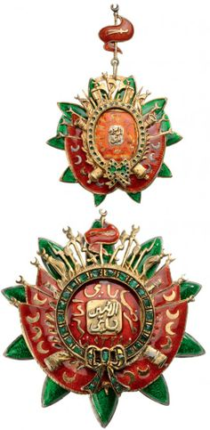ORDER OF NICHAN ALAHAD ALAMAN (THE UNIQUE ORDER OF THE : Lot 2641