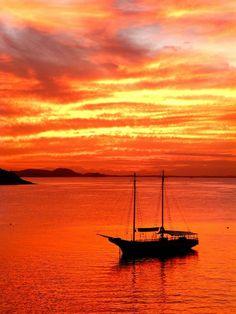 Buzios Bay, Rio de Janeiro - Brazil.