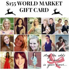 Life With Grace : Classic Christmas Decor + World Market Gift Card Giveaway