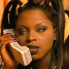 When bitches being stupid Black Girl Aesthetic, 90s Aesthetic, Flipagram Video, Estilo Cholo, Looks Hip Hop, Foxy Brown, Current Mood Meme, 90s Hairstyles, Black Girls Hairstyles