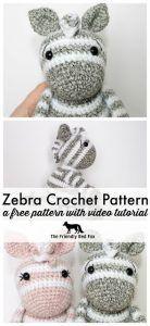 Free Crochet Little Deer Hat Pattern – thefriendlyredfox.com