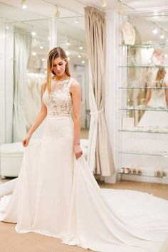 I asked my fiancé, mum and bridesmaid to choose their dream wedding dress for meghkuk London Blog, Dream Wedding Dresses, Mirror Mirror, Dream Dress, Fashion Beauty, Bridesmaid, Formal Dresses, How To Wear, Maid Of Honour