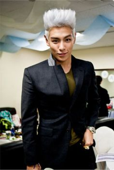 Damn, T.O.P is hot. More Asians with white hurr. :) lol Boom shakalaka!