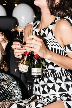 Ring in the new year with loved ones and Moet #MoetMoment #OpentheNOW