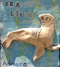 Sea Lion Tile