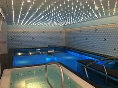 Relax at the spa on Norwegian Getaway