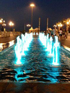 Fuente, plaza de San Juan de Dios, Cádiz