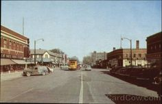 The Busy Intersection Of Armour & Swift Sts North Kansas City Missouri