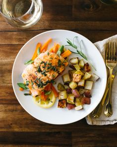 20 Healthy Dinner Recipes to Start 2016 Off Right   StyleCaster