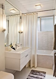 Modern Home Bathroom Designs For Small Spaces Design, Pictures, Remodel, Decor and Ideas - page 3