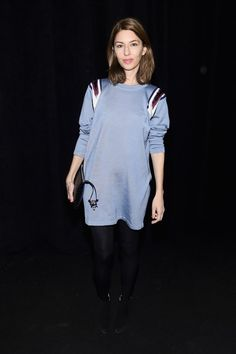 Pin for Later: Seht alle Highlights der Marc Jacobs Modenschau  Sofia Coppola.
