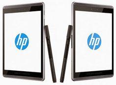 Avance en la tecnología: HP Slate Pro 12 y 8, tablets Android con puntero H...
