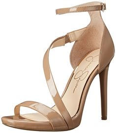 Looking for the perfect Jessica Simpson Women's Rayli Dress Pump, Nude, M Us? Please click and view this most popular Jessica Simpson Women's Rayli Dress Pump, Nude, M Us. Me Too Shoes, Sneakers Fashion, Fashion Shoes, Closed Toe Sandals, Womens Golf Shoes, Jessica Simpson Shoes, Boy Shoes, Evening Shoes, Slippers