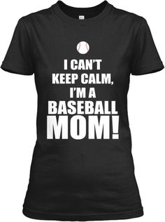 Great gift idea for baseball moms.