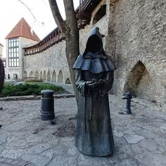 #tallinn #estonia #statue
