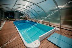 Basen Baslux Siedziba Firmy / Pool Company Baslux Pool Companies, Pools, Transportation, Garden, Outdoor Decor, Home Decor, Garten, Decoration Home, Room Decor