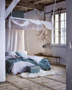 J'adore cette photo de @decofr ! Et vous ? (Source : http://www.deco.fr/photos/diaporama-les-plus-belles-chambres-d-amis-reperees-pinterest-d_4749)