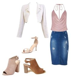 """""""Untitled #5"""" by november-lullaby on Polyvore featuring Jennifer Lopez, Boohoo, Hollister Co., Schutz, Verali and Chanel"""