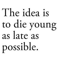 So true ... <3