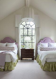 bedrooms & guest suites - Collins Interiors