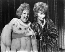 Phyllis and Lucy ... Forever   laughimg -Phyllis Diller remembered