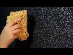 LUXO PEINTURE : Léopard Peinture de décoration - YouTube