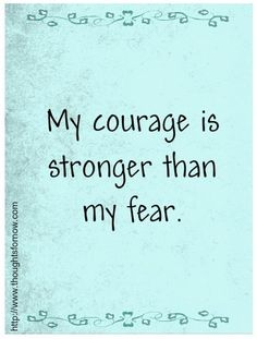 My Affirmation for 2014. <3