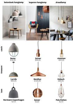Hanglampen - Myhomeshopping.nl