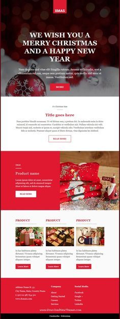 Creating A Responsive Email Template  Email Templates