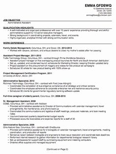 resume objective statement for administrative assistant executive assistant sample resume skills resume cv cover letter . Office Assistant Resume, Administrative Assistant Resume, Project Manager Resume, Medical Assistant, Resume Objective Sample, Resume Objective Statement, Sample Resume Format, Career Objectives For Resume