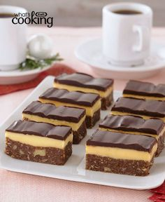 Nanaimo Bars #recipe