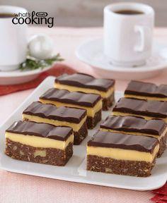 Nanaimo Bars #recipe