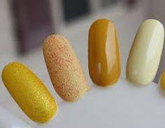 Image result for mustard yellow nail polish